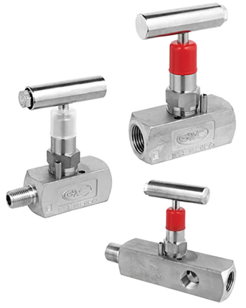 Needle and Gauge Valves