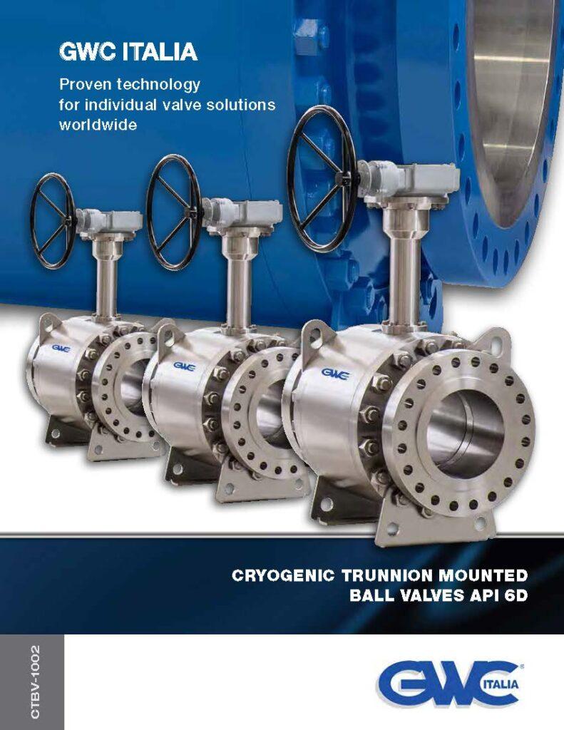 Catalogue Cryogenic TMBV_