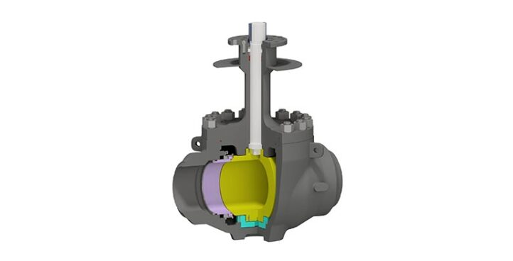 Trunnion Mounted Ball Valve Top Entry – Cryogenic