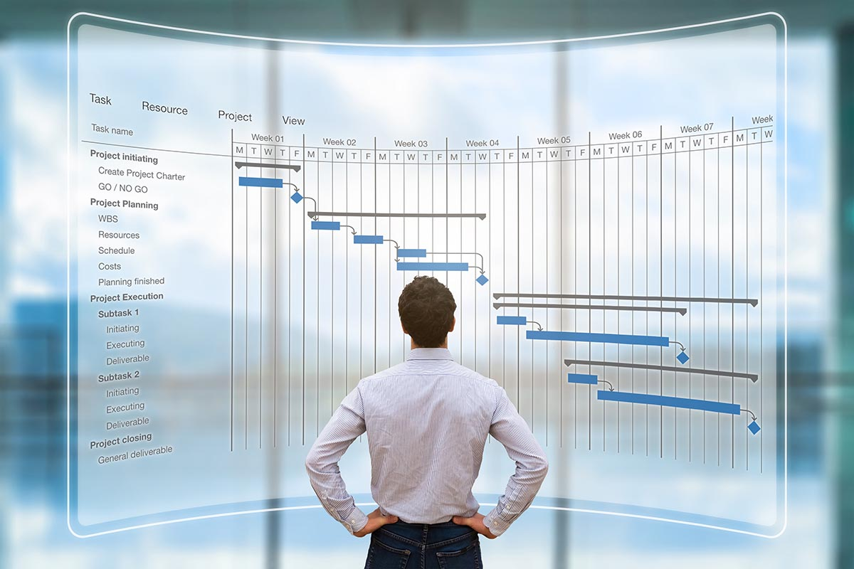 GWC IT - Project Management