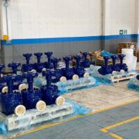 Cryogenic Valves for an LNG Terminal